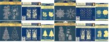 Tattered Lace fustelle & embossings MASCHERINA COLLEZIONE NATALE DESIGN