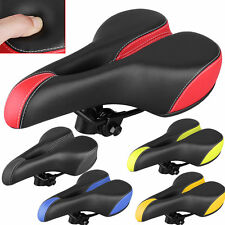 Mountain Bike Bicycle Cycle MTB Saddle Road Sport Extra Comfort GEL Soft Seat