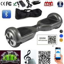 HOVERBOARD 6,5'' APP SMART BALANCE OVERBOARD SCOOTER BLUETOOTH 4 COLORI 2 RUOTE#