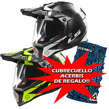 Casco Trail y Enduro LS2 Pioneer MX436 Trigger: lente solare Off Road