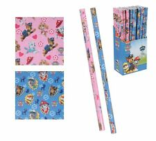 Christmas Xmas Paw Patrol Party Gift Wrap Wrapping Paper Roll 200 x 70 cm