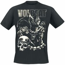 Volbeat Black Collage T-Shirt nero