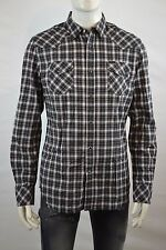Diesel SULF Chemise Chemise homme homme blouse haut tee-shirt taille L XL