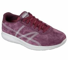 NEW SKECHERS Women Comfort Sneakers Trainers ON-THE-GO CITY - POSH Burgundy