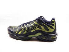 Nike Air Max Plus TN Tuned 1 Jacquard Navy Volt All Sizes LIMITED