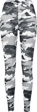 Urban Classics Ladies Camo Leggings  Leggings mimetico chiaro