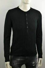 John Richmond B23 Sweat labgarmshirt Henley Pull gr. 50