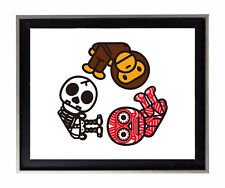 Bape Baby Milo Poster Print ALL SIZES (a bathing ape) #BAPE30