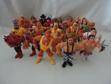 Choose Your Retro 1990s WWF Hasbro and WCW Galoob Figures