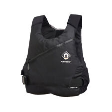 Crewsaver Pro SZ Side Zip Buoyancy Aid 2018 - Black/Grey