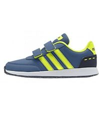 ADIDAS VS SWITCH 2 BC0099 Baby Bimbo/a Blu Pelle Giallo