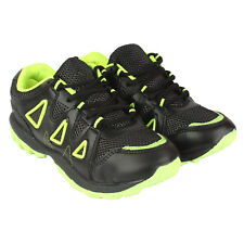 World Wear Footwear Men's Canvas PVC Sole Black Sports Sports Shoes (255)