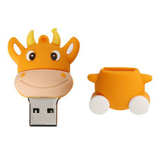 Chiavetta USB Data Traveler Cartoon Mucca USB2.0 Flash Drive U Disk Memoria
