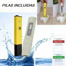 Medidor PH o TDS Digital, para mayor control de agua y PH, Piscinas/Aquario etc.