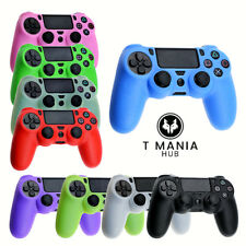 PS4 Controller Silicone Rubber Case Cover Skin for PS4 Controller
