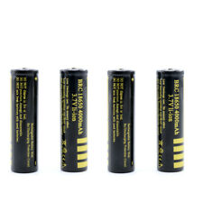 1/2/4 PCS Protected 18650-G Rechargeable Li-ion Battery 4000mAh 3.7V in UK STOCK