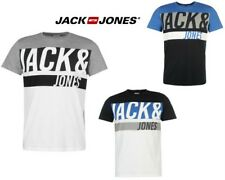 Mens Jack and Jones Core Branded T Shirt