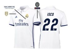 Trikot Real Madrid Champions League Final Cardiff 2017 - Isco 22 [164-3XL]