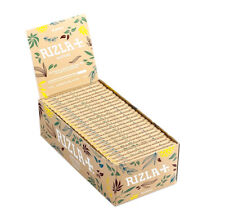 Rizla Natura Organic Hemp Regular Size Rolling Papers Cigarette Joint Roller