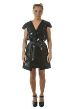 Vestito Elisabetta Franchi Dress -45% Made In Italy Donna Nero AB8234012V257-110