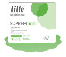 Lille Supreme Light Small Shaped Insert Pads (Choose Absorbency)