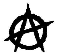 Anarchy Vinyl Cut Sticker Decal