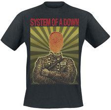 System Of A Down Soldier T-Shirt nero