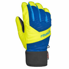 Reusch Alpine Ski Snow Torbenius R-Tex XT Glove Imperial Blue Neon Yellow