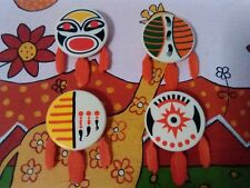 PLAYMOBIL ESCUDOS PLUMAS INDIOS SHIELD SCUDO SCUDI SHIELDS INDIENS INDIANS PLUME