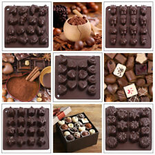 Silicone Cake Decorating Mould Candy Cookies Chocolate Baking Moulds candy/wax