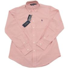 53429 camicia POLO RALPH LAUREN CUSTOM FIT camicie uomo shirt men
