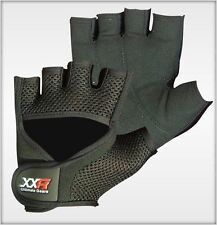 XXR Neoprene Padded Cycling Gloves MTB Mountain  Biker Gloves Fingerless Bicycle