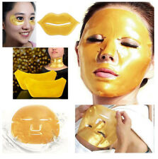Collagen Crystal Facial Face Bag Under Eye Neck Lip Mask Bags Anti-Ageing Puff