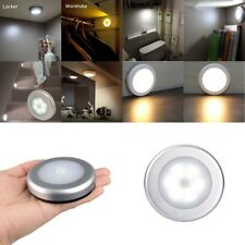 6LEDs Wireless LED Night Lights Battery Operated Motion Sensor  Lamp Wall Indoor