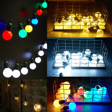 20/50LEDs Battery Powered Bulb Wire String Fairy Lights Lamp Wedding Party Decor