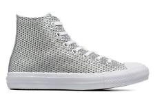 Mujer Converse Chuck Taylor All Star Ii Hi Perf Metallic Leather Deportivas
