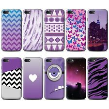STUFF4 Phone Case for HTC One Smartphone/Purple Fashion/Protective Cover
