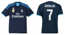 Trikot Adidas Real Madrid 2015-2016 Third WC - Ronaldo 7 [128 bis XXL] CR7 3rd
