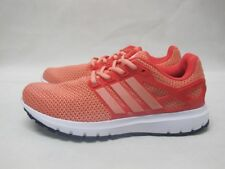 Womens Adidas Enegry Cloud Sport Shoes Pink Running Lace Up Ladies Trainers