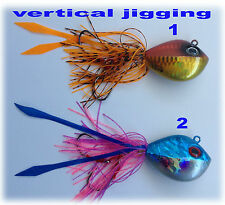ARTIFICIALE TRABUCCO RAPTURE ASAMI MADAI JIG BS 150 g PESCA JIGGING MARE