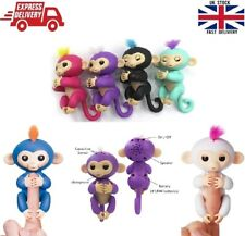 Finger Baby Lings Monkey Electronic 6 Interactive Mode Pet Toy Xmas Gifts