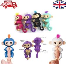 Finger Baby Lings Monkey Electronic Interactive Pet Toy Xmas in Gift Pack