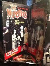 The Munsters  Herman  Still In Box-- Majestic Studios
