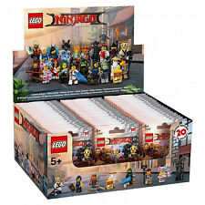 SELECT ANY LEGO Minifigures The Ninjago Movie 71019 NEW PACKET COMPLETE
