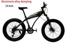 Rough Mountain Bike / Extra Wide Tire Bicycle / 26/24 inch Beach Snowmobile