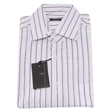 30448 camicia uomo BAGUTTA bianco shirt men long sleeve