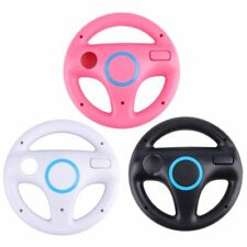 Game Racing Steering Wheel for Nintendo Wii Mario Kart Remote Controller~KE