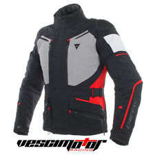 Giacca Dainese Carve Master 2 Gore-Tex Black/Frost-Grey/Red (Nero/Grigio G./Ros)