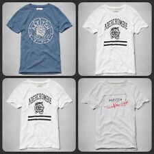 ABERCROMBIE & FITCH WOMEN'S CLASSIC PRINTS T SHIRTS  [BNWT]