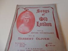 Assorted Sheet Music Vintage